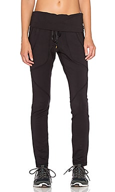 ALALA Rolldown Sweatpant in Black