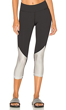 Captain Crop Legging