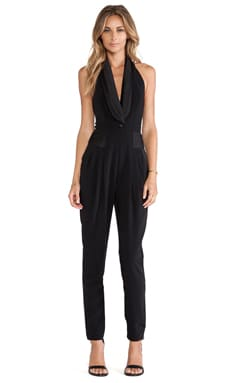 Alice by Temperley Alice Jumpsuit in Black