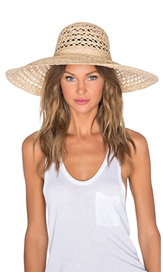 ale by alessandra Renda Hat in Natural