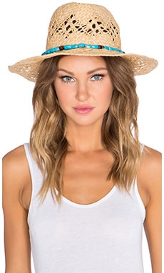 ale by alessandra Vaquera Cowboy Hat in Toast
