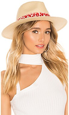Luca Hat ale by alessandra $59 NEW ARRIVAL