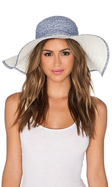 ale by alessandra La Jolla Hat in White
