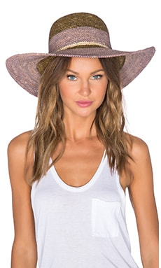 ale by alessandra Kimba Hat in Mauve
