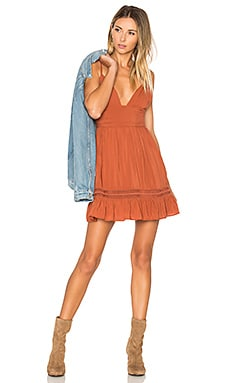 x REVOLVE Doroteia Mini Dress