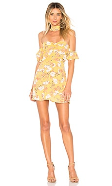 x REVOLVE Luna Mini Dress ale by alessandra $61