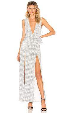 x REVOLVE Taura Maxi Dress
