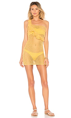 x REVOLVE Analu Mini Dress ale by alessandra $54