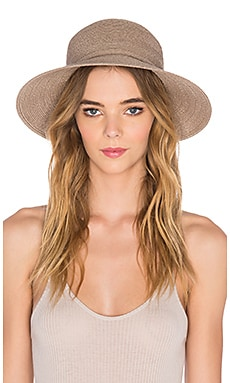 ale by alessandra Brentwood Hat in Taupe