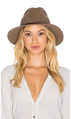 ale by alessandra Cavalo Hat in Taupe