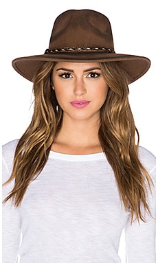 ale by alessandra Roxy Dene Hat in Brown