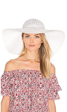 Chantilly Hat in White