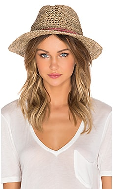 ale by alessandra Trancoso Hat in Natural & Pink