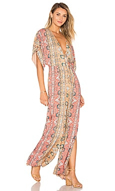 Julia Jumpsuit in Tapestry