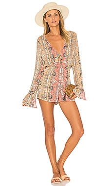 Livia Romper in Tapestry