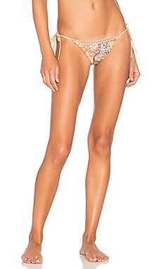 Tie Side Brazilian Bottom in Desert Print
