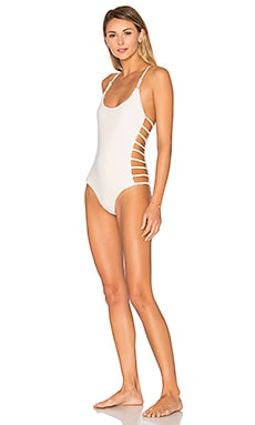 Free Spirit Strappy One Piece Swimsuit