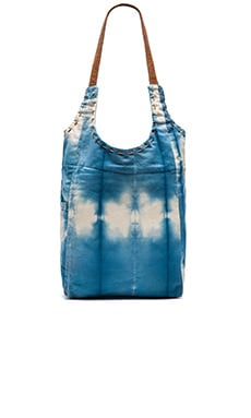 Calistoga Tote Bag in Blue