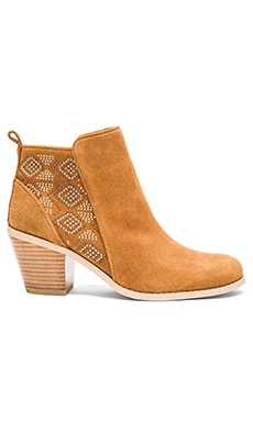 Astec Bootie in Cognac