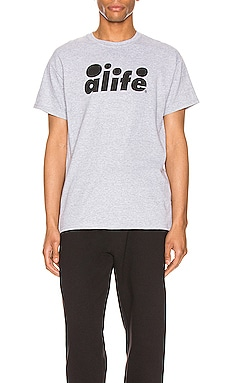 Bubble Logo Tee ALIFE $48 NEW