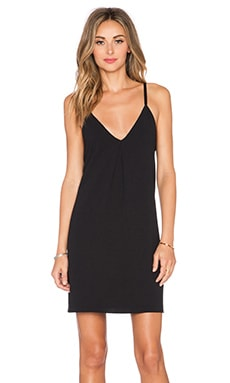 Alice + Olivia Lianne Cutout Back Dress in Black