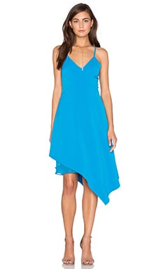 Beth Dress in Jewel Blue