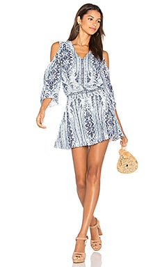 Jolene Dress in Palace Paisley