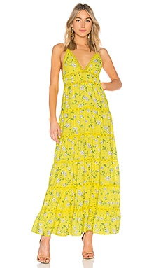 Karolina Maxi Dress Alice + Olivia $550