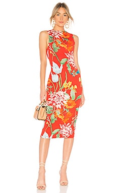 Delora Midi dress Alice + Olivia $285