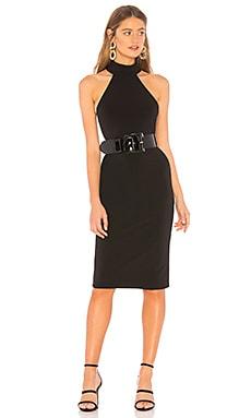 Купить Платье jensen - Alice + Olivia черного цвета