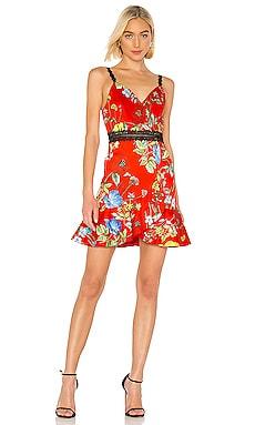 Kirby Spaghetti Strap Dress Alice + Olivia $147