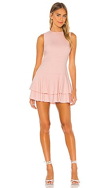Palmira Sleeveless Ruffle Dress Alice + Olivia $275
