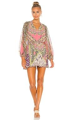 Lillian Mini Dress Alice + Olivia $308