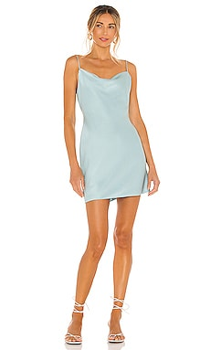Harmony Drapey Slip Dress Alice + Olivia $225