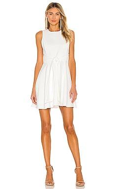 Wesley Flare Mini Dress Alice + Olivia $350