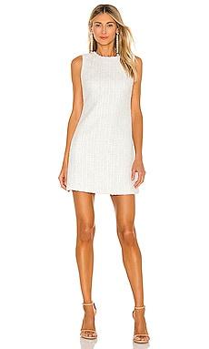 Coley Crew Neck Aline Dress Alice + Olivia $295 BEST SELLER
