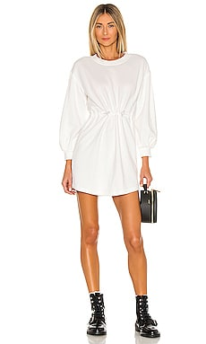 Heeda Drop Shoulder Toggle Dress Alice + Olivia $158