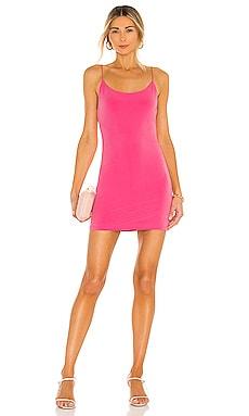 Delora Spaghetti Strap Fitted Mini Dress Alice + Olivia $250 NEW