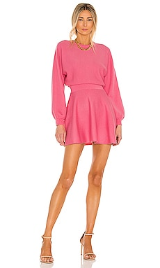 Murray Fit Flare Dress Alice + Olivia $465