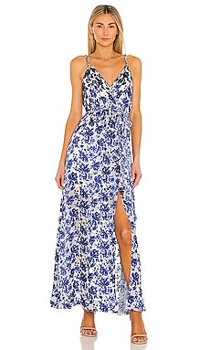 Samantha Maxi Dress Alice + Olivia $550 BEST SELLER