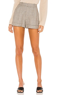 Conry Pleated Cuff Short Alice + Olivia $295
