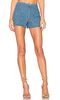 Sherri Short in Chambray