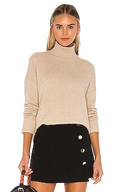 Feliz Turtleneck Oversized Pullover Alice + Olivia $350