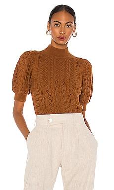 Kyoko Turtleneck Pullover Alice + Olivia $295 NEW