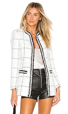 Indira Fitted Jacket Alice + Olivia $895