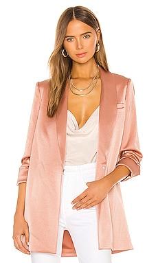 Jace Shawl Collar Oversized Blazer Alice + Olivia $485