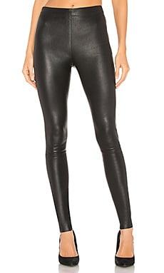 Maddox Leather Legging Alice + Olivia $422