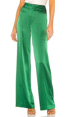 Dylan Clean High Waist Wide Leg Pant Alice + Olivia $231