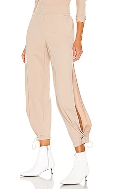 Miami Side Slit Jogger Alice + Olivia $195
