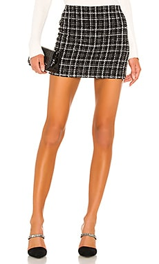 Elana Mini Skirt Alice + Olivia $224